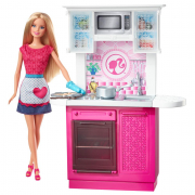 Barbie con cucina CFB62