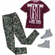 Mattel CFY04 - Vestito Ken Fashion