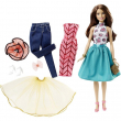 Barbie cambia look mora DJW59