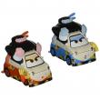 Veicoli Cars 2 Pack Okuni & Shigeko DKV60