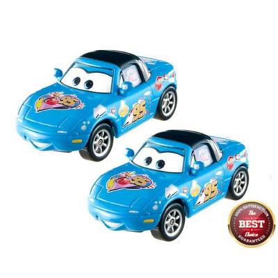 93ed03c27fa4e8 Veicoli Cars 2 Pack Dinoco Mia & Tia DKV58