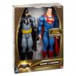 Batman e Superman confezione 2 personaggi DLN32