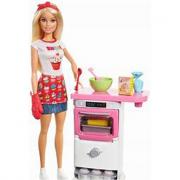 Barbie pasticcera set da gioco