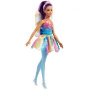 Barbie Dreamtopia fatina Fjc85