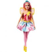 Barbie Dreamtopia fatina Fjc88