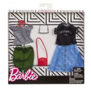 Set moda barbie