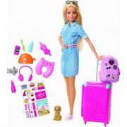 Barbie Traveller FWV25
