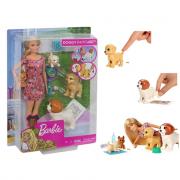 Barbie Dog Sitter (FXH08)