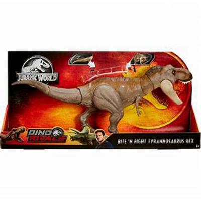 Jurassic World T-Rex giocattolo