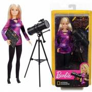 Barbie National Geographic con telescopio