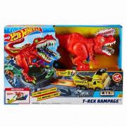 Hot Wheels Assalto del T-Rex