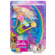BARBIE DREAMTOPIA - SIRENA LUCI BRILLANTI