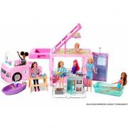 Barbie Camper Dei Sogni 3 In 1 GHL93