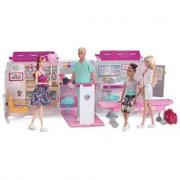 Ambulanza Barbie