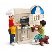 Cucina e Grill Esterno/Interno per bambini