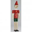 Pinocchio in legno 38cm