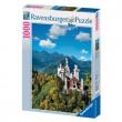 Neuschwanstein Castle in Autunno 1000 pezzi
