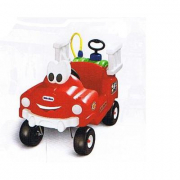 Camion pompieri con getto d'acqua Little Tikes