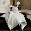 Pure Love Coniglietto fazzoletto Doudou cm. 40x40