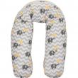 Cuscino allattamento elefante 180cm