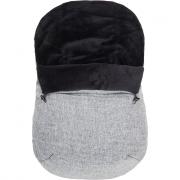 Sacco invernale grigio 48 x 75 cm