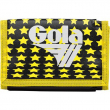 Portafoglio Gola Big Coppola Star Black/Neon Yellow/White