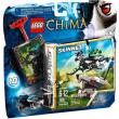 70107 Lego Chima - Attacco della Puzzola 6-12 anni