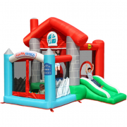Happy casa gioco gonfiabile 9315