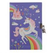 Diario unicorno arcobaleno