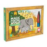 Magic Painting Safari tour puzzle