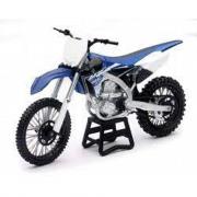 Modellino moto da cross