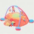 Tappeto colorato con arco giochi