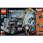 9397 Lego Technic Trasportatore di Tronchi