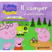 """Libro Peppa Pig """"Il camper e altre storie"""""""