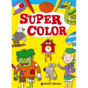 Supercolor album da colorare