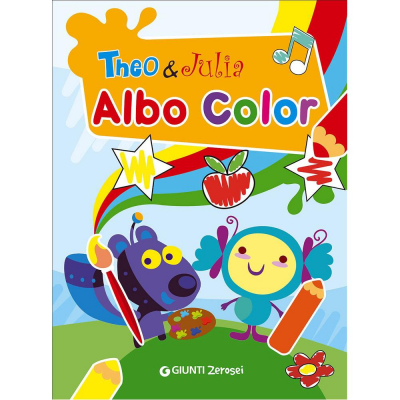 Theo & Julia Albo color