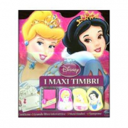 Principesse - I maxi timbri Con gadget