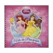 Vita da principessa libro Disney princess con adesivi