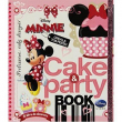 Cake & party book Minnie