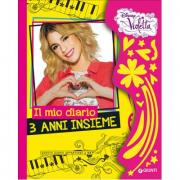 Violetta - Il mio diario 3 anni insieme