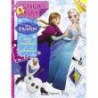 Crea un mondo di ghiaccio Frozen con adesivi