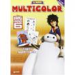 Big Hero 6 album multicolor
