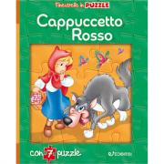 Cappuccetto Rosso. Finestrelle in puzzle