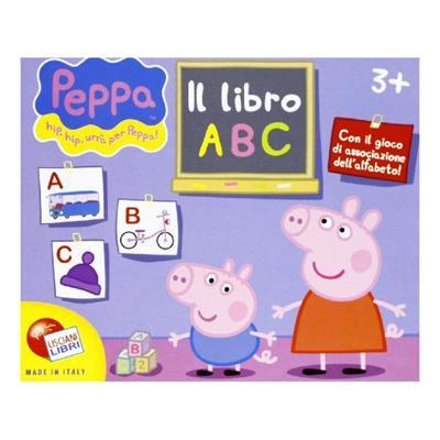 Peppa pig il libro dell 39 abc giochi giocattoli - Barbie colorazione pagine libero ...