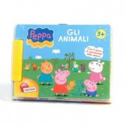Peppa Pig libro degli animali