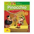 Libro per bimbi - Pinocchio. Impara con le favole di carotina