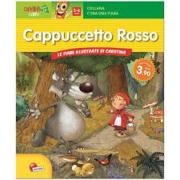 Libro Cappuccetto rosso - Le fiabe illustrate da carotina
