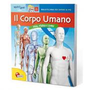 Libro per bimbi - Il corpo umano