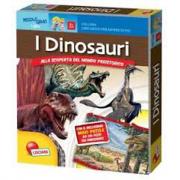 Librogioco - I dinosauri