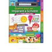 Imparare l'italiano - Libro per bimbi